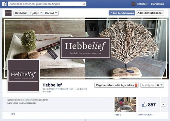 hebbelief facebook layout