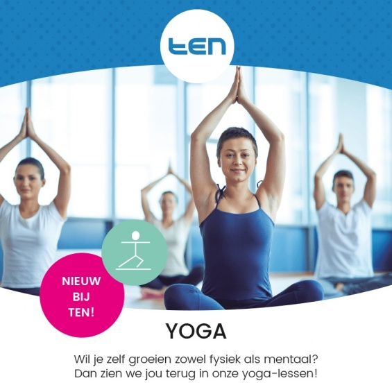 FB TEN yoga